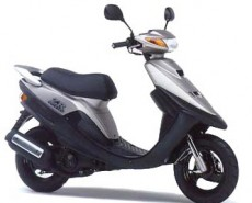 Yamaha Jog ZR (3YK)