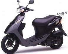 Suzuki LETS II New