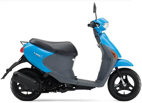 Suzuki LET`S 4 CA41A