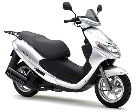 Suzuki Address V110 CF11A