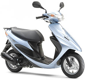Suzuki Address V50 CA42A