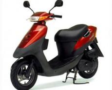 Suzuki LETS II