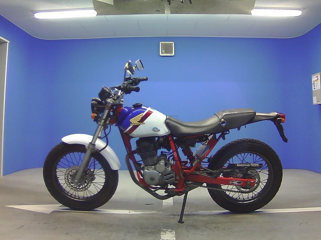 Honda FTR223 MC34