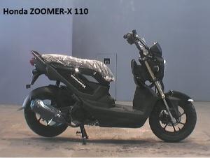 Honda ZOOMER-X 110