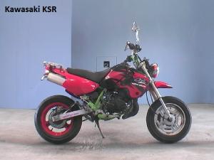 Kawasaki KSR 80