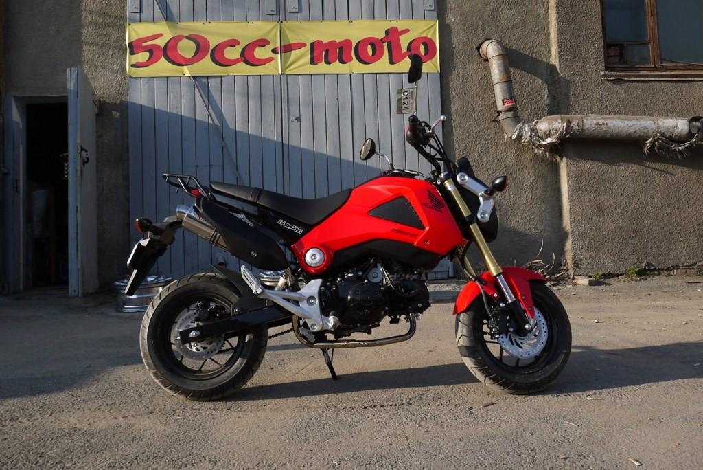 Honda MSX (Grom) 125