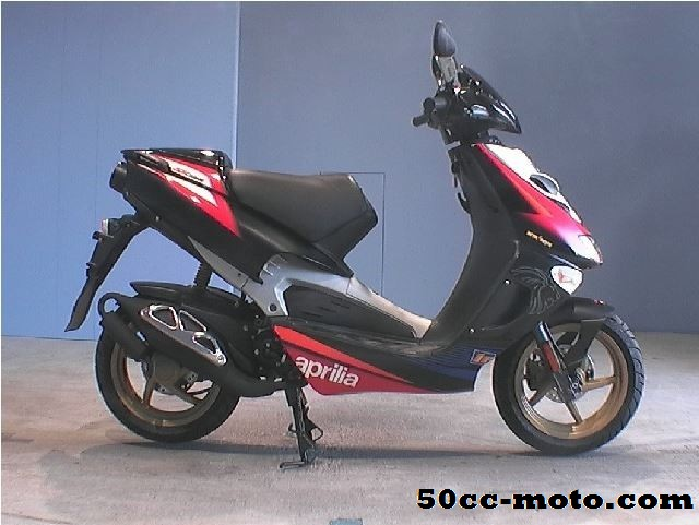 Aprilia SR50 2006
