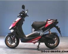 ApriliaSR50 red 2