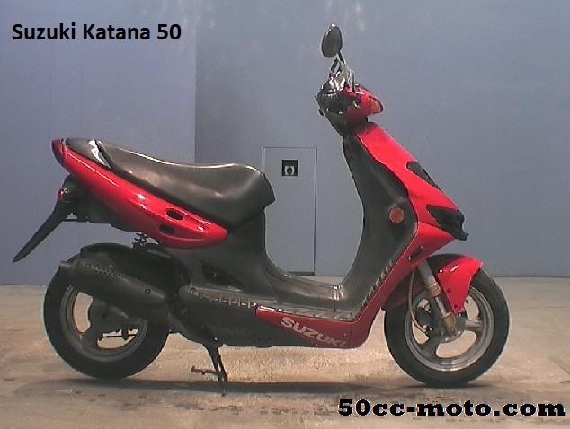 Suzuki KATANA 50