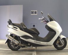 Yamaha Majesty 125i