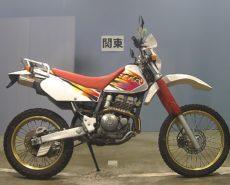 Yamaha TT-R250 Open Enduro