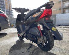 Yamaha Jog ZR SA39J